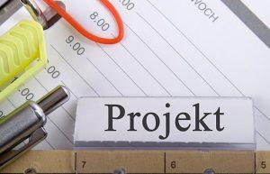 Wie Sie ein Projekt erfolgreich starten