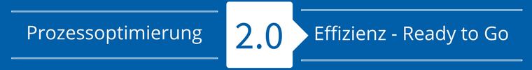 Prozessoptimierung 2.0