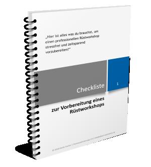Checkliste Vorbereitung Rüstworkshop